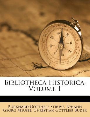 Bibliotheca Historica, Volume 1
