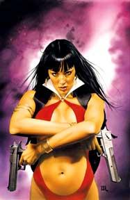 Vampirella #6 - Fear...