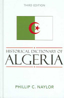 The Historical Dictionary of Algeria