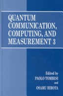 Proceedings of the Fifth International Conference on Quantum Communication, Measurement, and Computing Capri, Italy, July 3 - 8, 2000