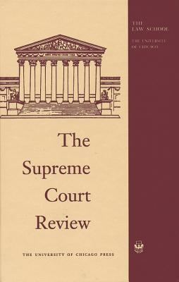 Supreme Court Review, 1968
