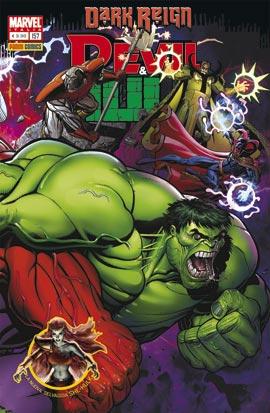 Devil & Hulk n. 157