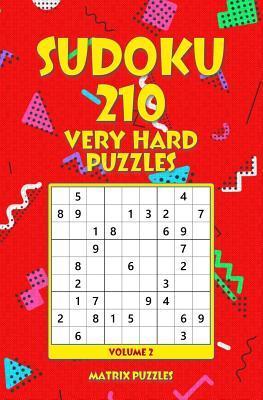 SUDOKU 210 Very Hard...
