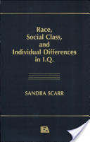 Race, Social Class, and Individual Differences in I.Q.