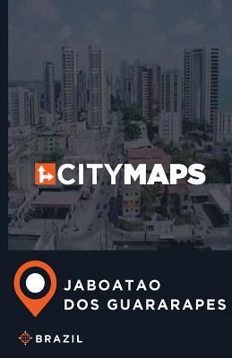 City Maps Jaboatao Dos Guararapes, Brazil