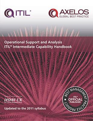 Operational Support and Analysis Itil Intermediate Capability Handbook