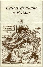 Lettere di donne a Balzac