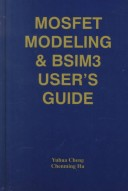 MOSFET modeling and BSIM3 user's guide