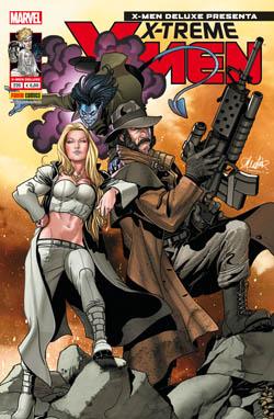 X-Men Deluxe Presenta n. 220