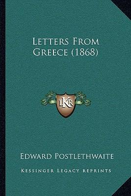 Letters from Greece (1868)