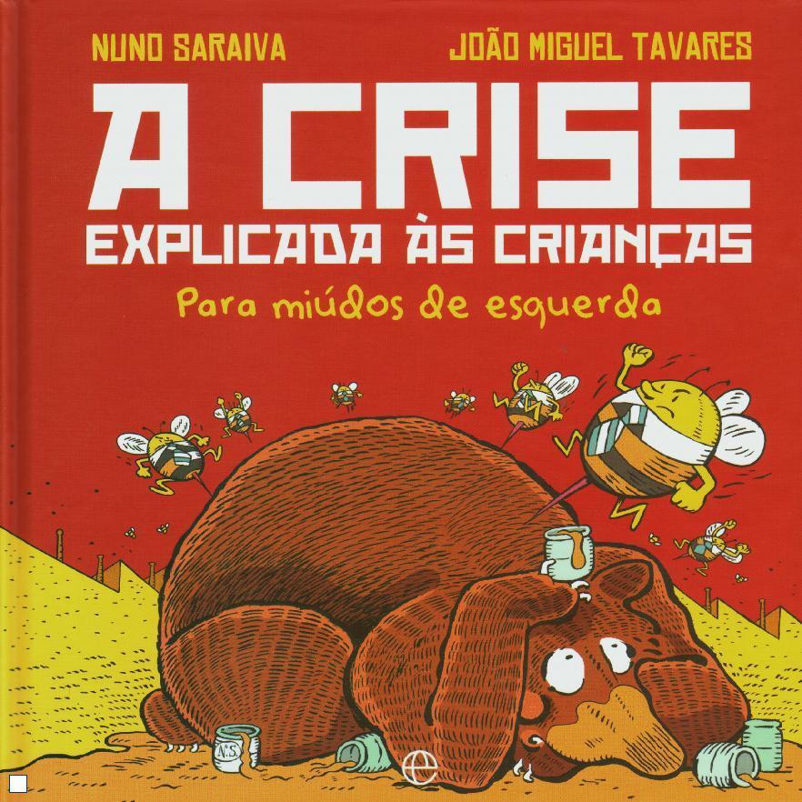 A crise explicada às crianças