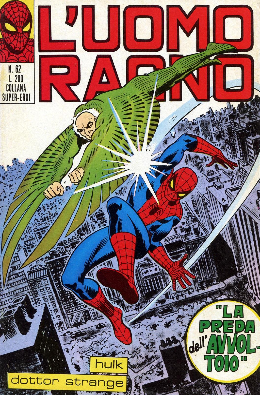 L'Uomo Ragno n. 62