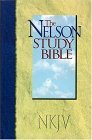 Nelson Study Bible The Most Comprehensive Study Bible Available
