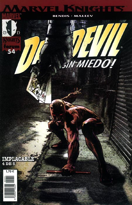 Marvel Knights: Daredevil Vol.1 #54 (de 56)
