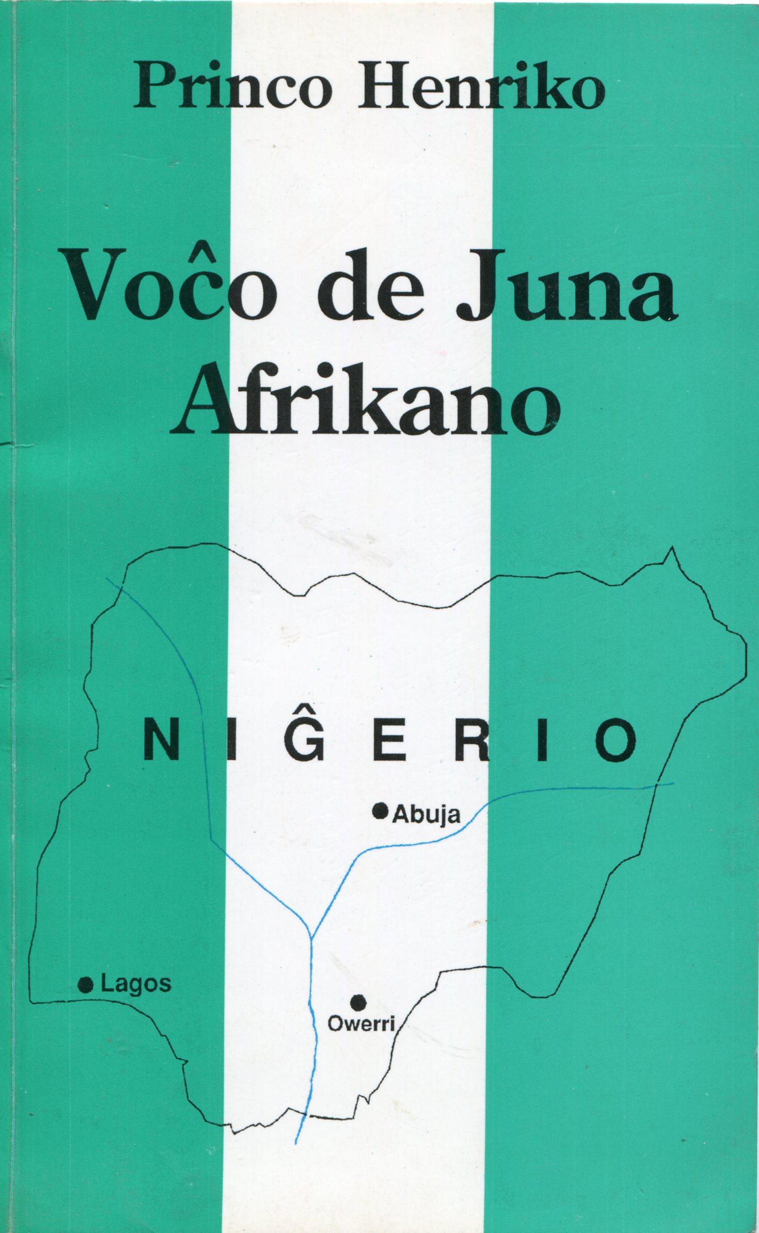 Voĉo de juna afrikano