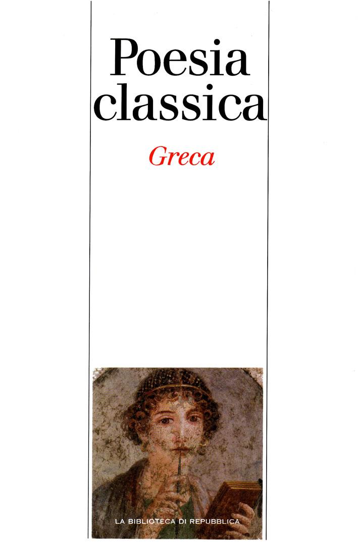 Poesia classica grec...