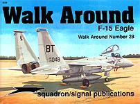 F-15 Eagle Walk Around