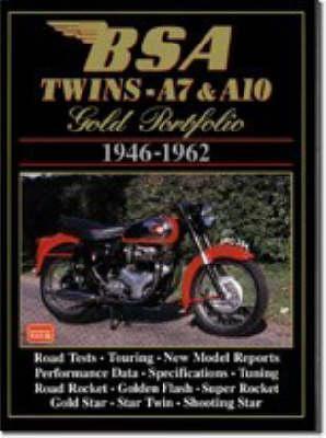 Bsa Twins A7 and A10