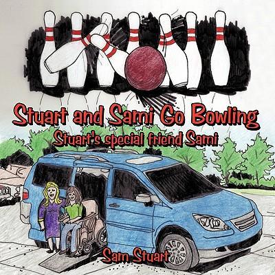 Stuart and Sami Go Bowling