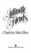 Intimate Friends