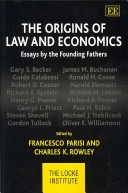 The Origins of Law and Economics
