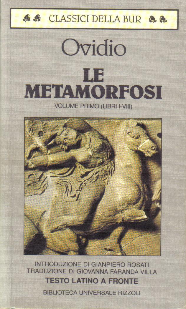 Le Metamorfosi I