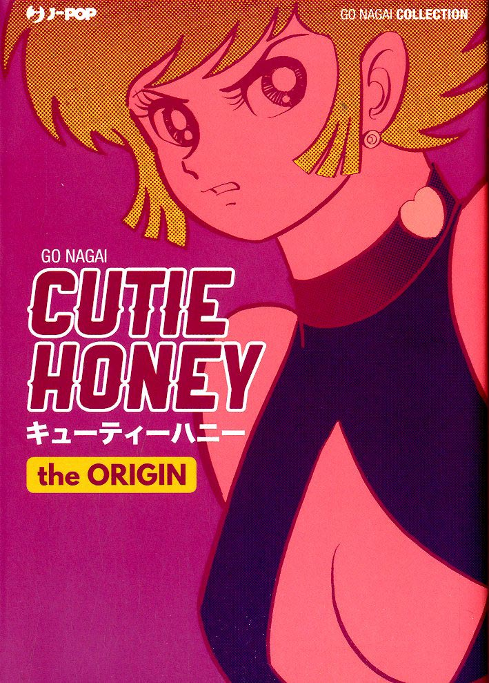 Cutie Honey: The Ori...