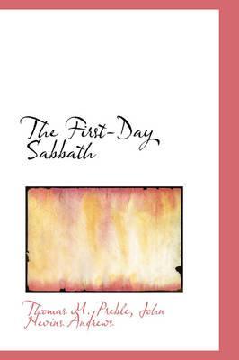 The First-day Sabbath