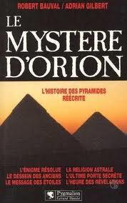 Le mystère d'Orion