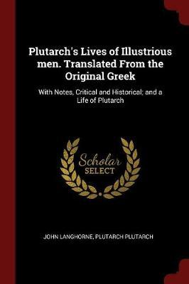 Plutarch's Lives of ...
