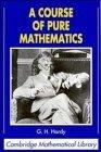 A Course of Pure Mathematics