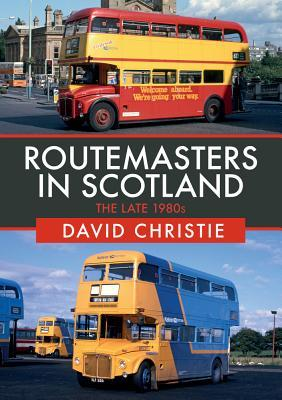 Routemasters in Scotland