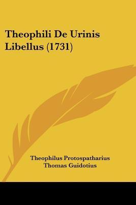 Theophili de Urinis Libellus (1731)