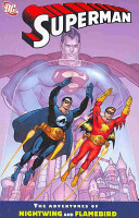 Superman: Adventures of Flamebird and Nightwing
