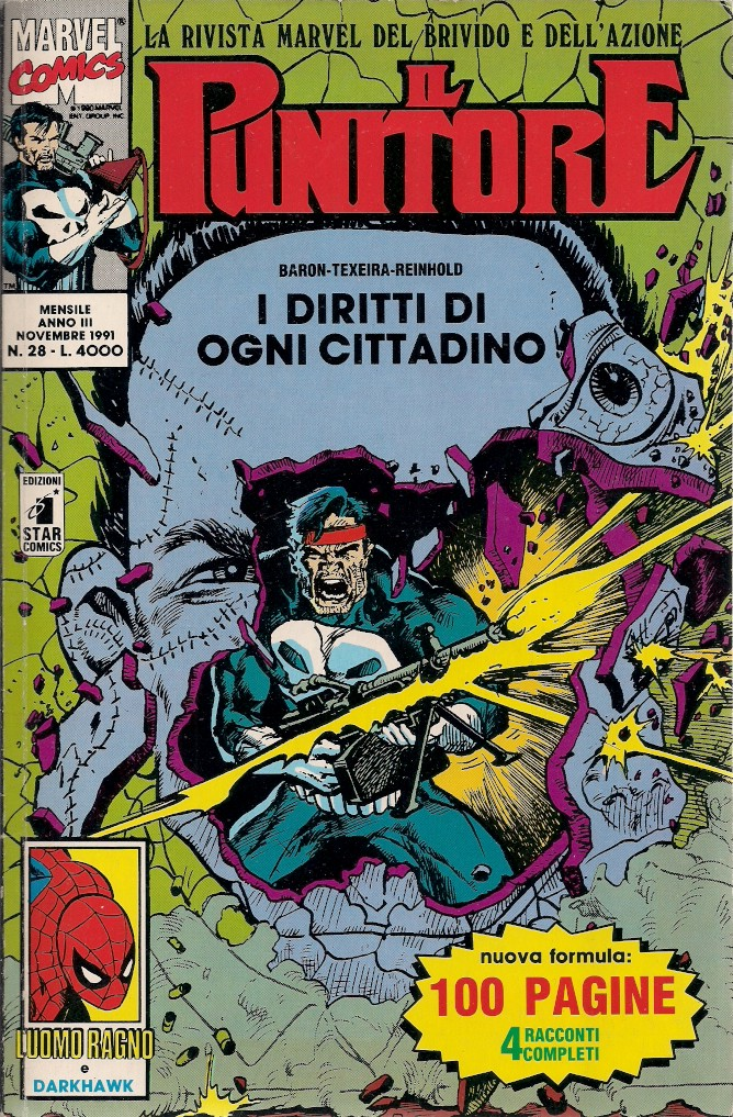 Il Punitore n. 28