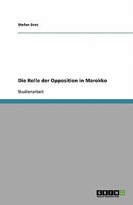 Die Rolle der Opposition in Marokko