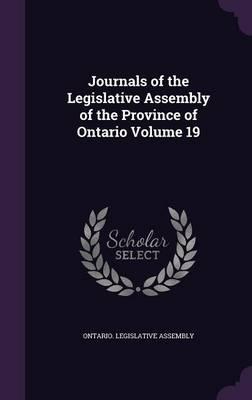 Journals of the Legi...