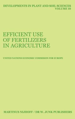 Efficient Use of Fertilizers in Agriculture