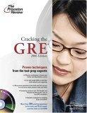 Cracking the GRE with CD-ROM, 2006