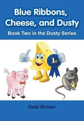 Blue Ribbons, Cheese, and Dusty