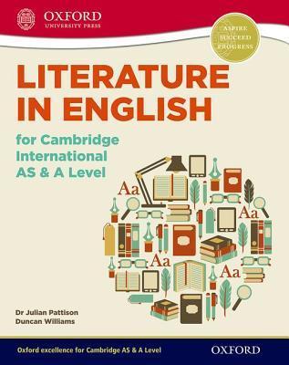 Cambridge English as-a. Literature in english. Per le Scuole superiori