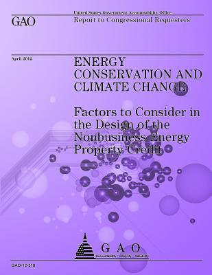 Energy Conservation and Climate Change