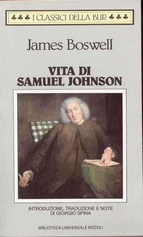 Vita di Samuel Johns...