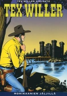 Tex Willer Kirjasto 27