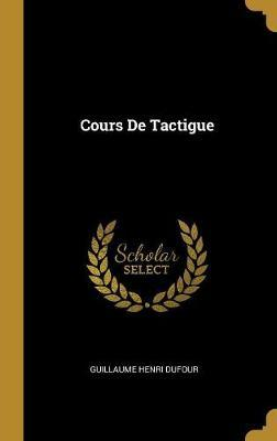 Cours de Tactigue