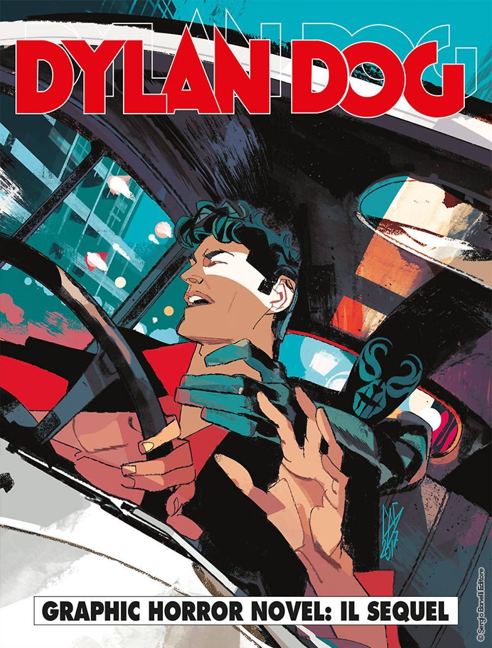 Dylan Dog n. 376