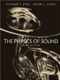 Studyguide for the Physics of Sound by Richard E Berg, ISBN 9780131457898