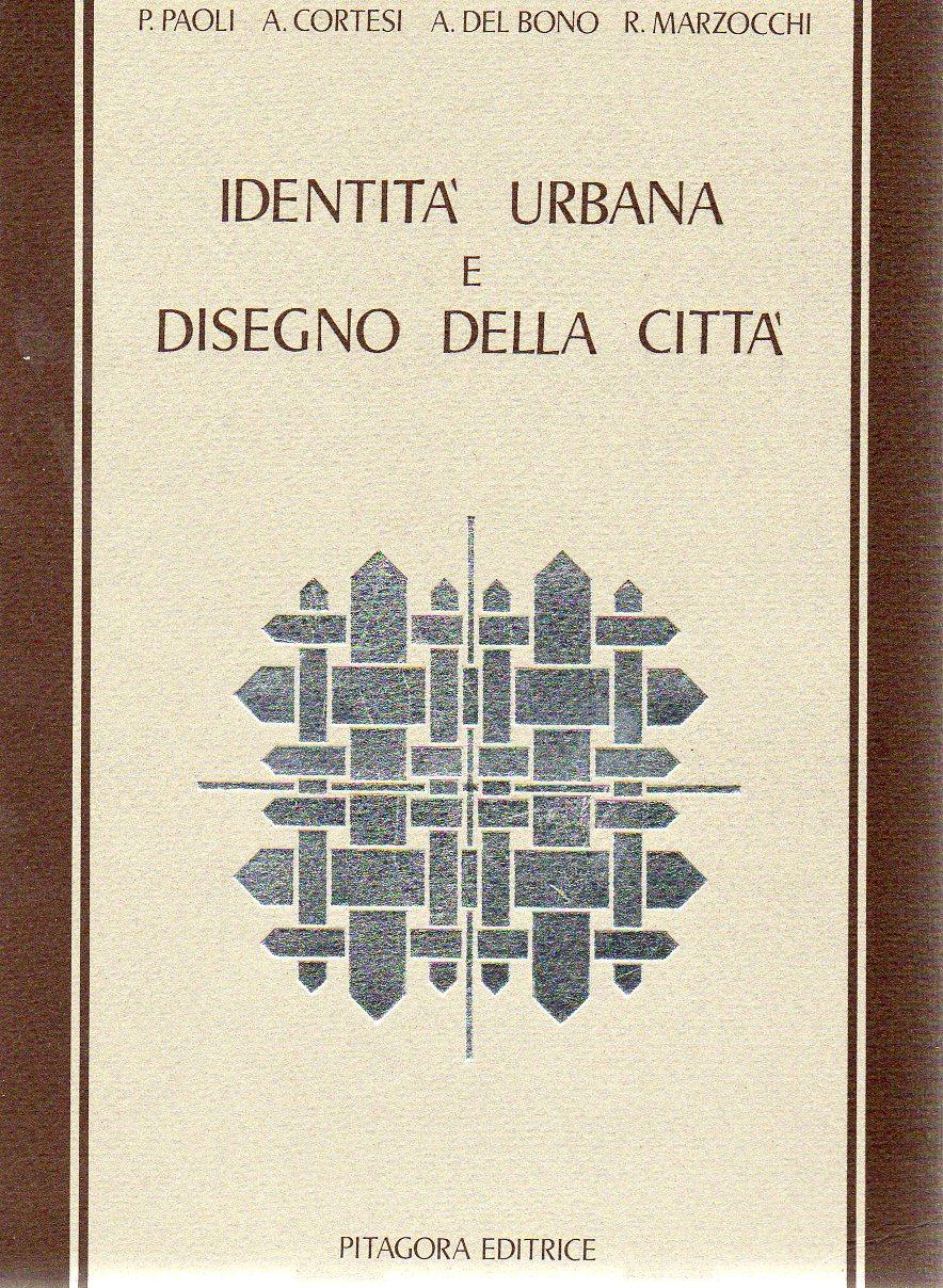 Identità urbana e disegno della città