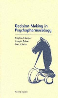 Decision Making in Psychopharmacology