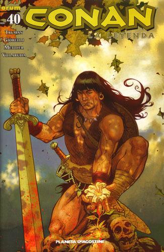 Conan: La leyenda #4...